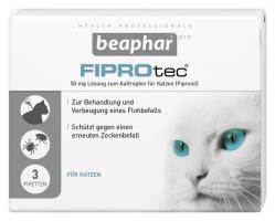 FIPROtec® 50mg SPOT ON Lösung für Katzen