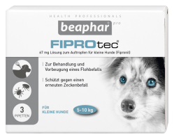 FIPROtec© SPOT ON Lösung für Hunde