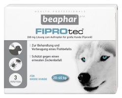 FIPROtec® SPOT ON Lösung für Hunde