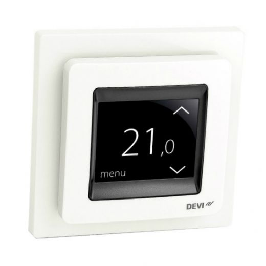 DEVIreg Touch Programmable Thermostat (16A)