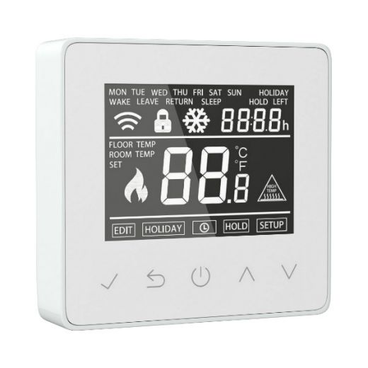 Thermostats and controls Required For Use With Underfloor Heating