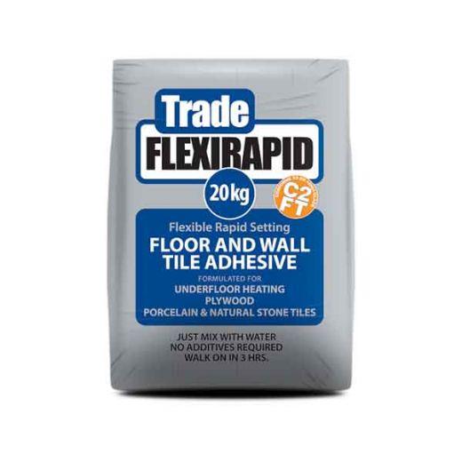 Tilemaster Trade Flexi Rapid White