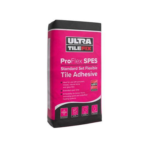 UltraTileFix ProFlex SPES White