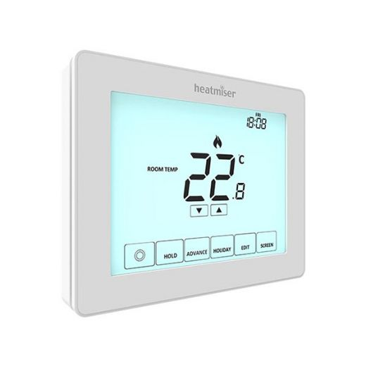 Heatmiser Touch-e V2 Thermostat (16A)