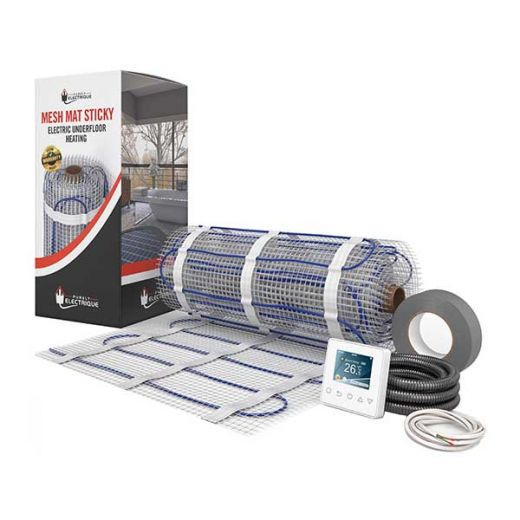 Mesh Mat Plus Underfloor Heating 200W/m²