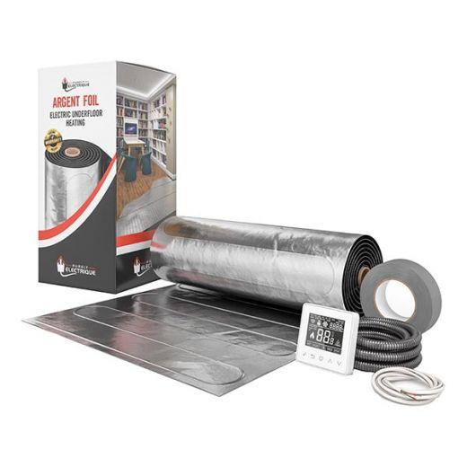 Argent Foil Mat Underfloor Heating 150W/m²