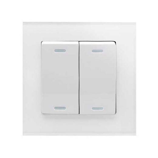 Crystal Enocean PG Smart Switch White