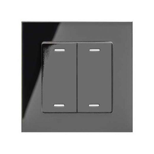 Crystal Enocean PG Smart Switch Black