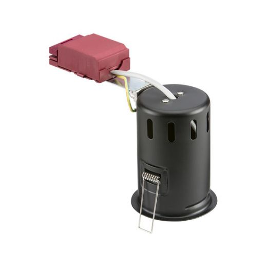 Knightsbridge Evolve IC Fire-Rated Fixed Standard Can 230V GU10 - EVOICF