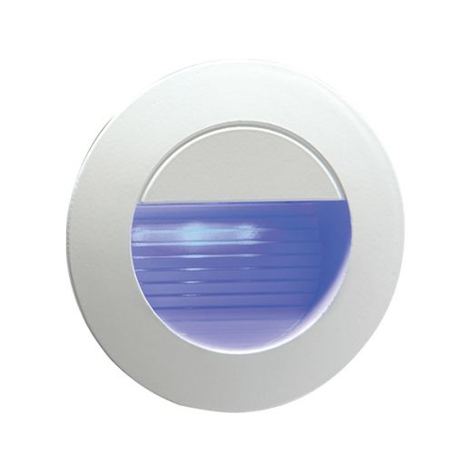 Knightsbridge 230V Miniature Recessed IP54 Indoor/Outdoor LED Guide Light - NH020B