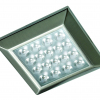 Ora - HD LED Under Cabinet Square Surface Mounted Light, Single Light, Cool White