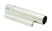 Inline Adapter Plate, Nickel Plated Zinc