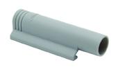 Inline Adapter Plate, Grey Nylon