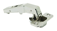 CLIP TOP / CLIP HINGE, INSET, 95° Opening, For Profile/Thick Doors, Screw-On