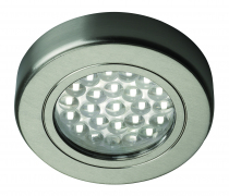 Argo - HD LED Under Cabinet recessed/ Surface Mounted Light, 2 Light Kit, Cool White