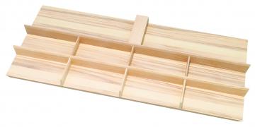 Ash Cutlery Tray 1000