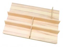 Ash Cutlery Tray 600
