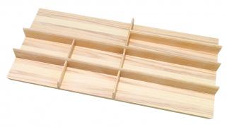 Ash Cutlery Tray 900
