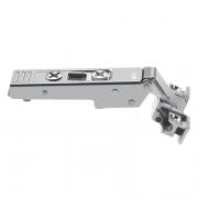 CLIP TOP / CLIP HINGE, OVERLAY, 120° Degree Clip Top Aluminium Door Hinge