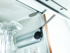 AVENTOS HF, Hinge Pack, To Suit Narrow Aluminium Framed Doors