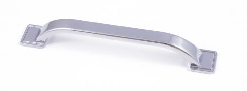 WINDSOR, 'D' Handle, 160mm Centres, Chrome