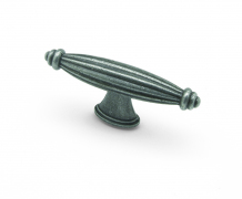 Reeded,T knob