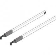 Gallery rail (Pair), 450mm Long