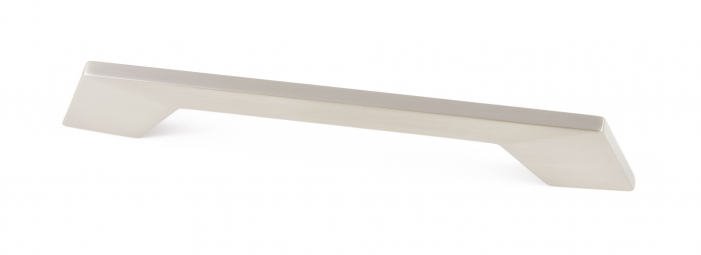 RICHMOND, 'D' Handle, 160mm Centres, Brushed Nickel