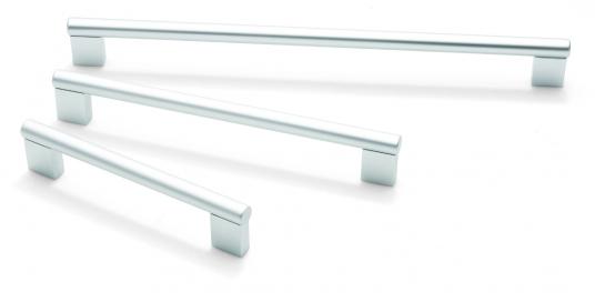 Aries, bar handle, aluminium