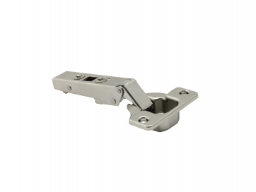 CLIP TOP / CLIP HINGE, OVERLAY, 120° Opening, Overlay, Screw-On, Un-Sprung