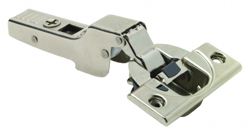 CLIP TOP / CLIP HINGE With BLUMOTION, DUAL, 110° Opening, Screw-On