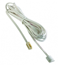 HD LED Flexible Strip Driver Connection Lead - 2500mm