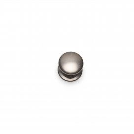 WINDSOR, Round Knob, 40mm, Pewter