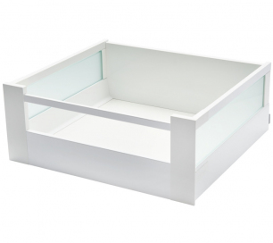 Silk White TANDEMBOX antaro (Unassembled Sets)