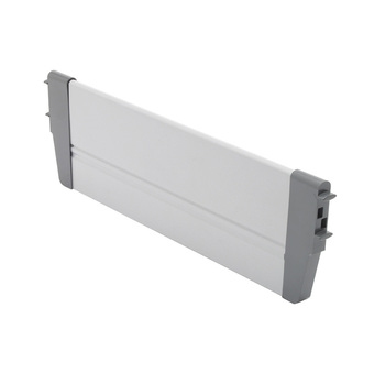 ORGA-LINE lateral divider, metallic grey