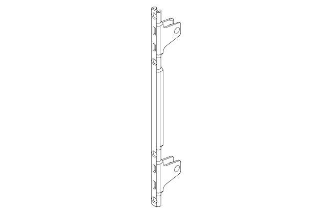 LEGRABOX, 'C' Height Front Fixing Bracket