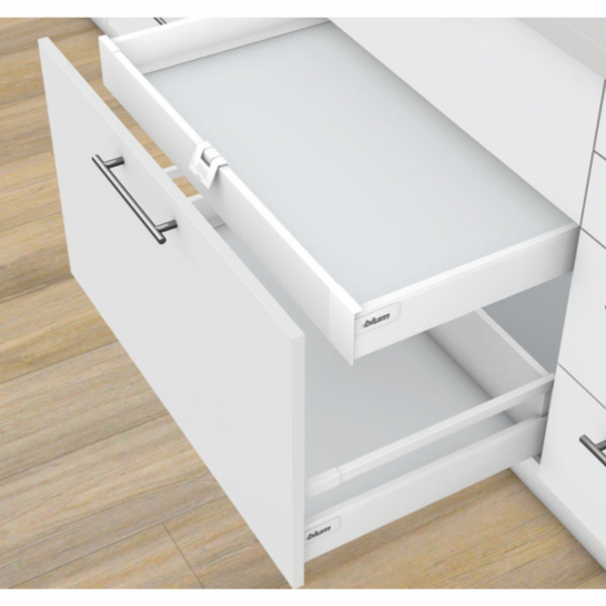 Internal Drawer, handle to suit 'M' height front