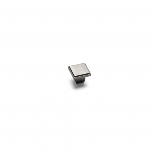 WESTMINSTER, Square Knob, Pewter