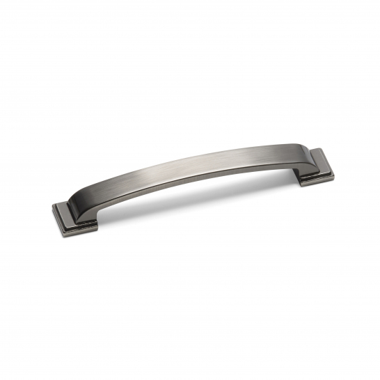 WESTMINSTER, 'D' Handle, 160mm Centres, Pewter