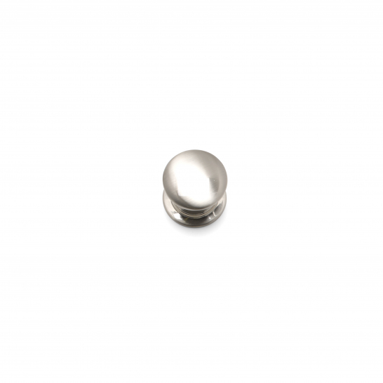 WINDSOR, Round Knob, 40mm, Brushed Nickel