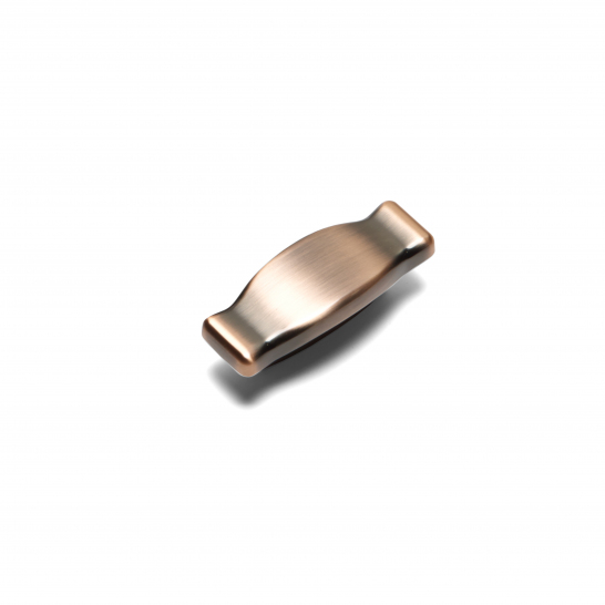 WHITECHAPEL, T Knob, 32mm, Antique Copper
