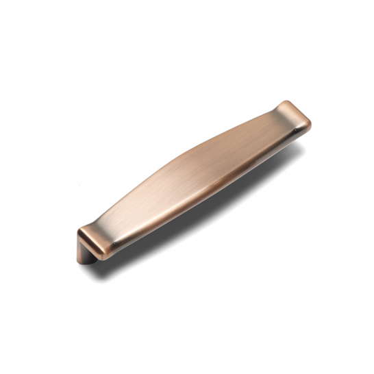 WHITECHAPEL, Shell Handle, 64mm, Antique Copper