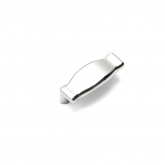 WHITECHAPEL, Shell Handle, 64mm, Chrome