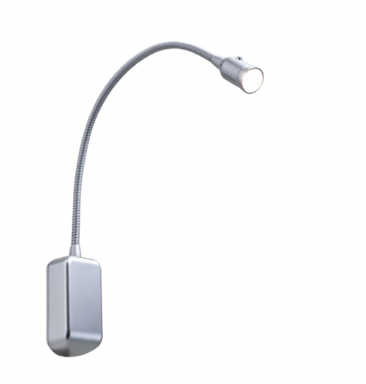 Opus - LED Reading Light with in-built Driver, Single Light, Cool White