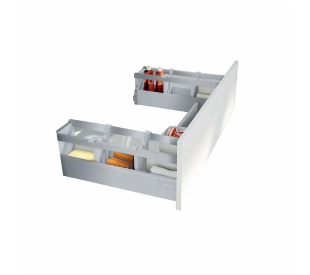 antaro sink drawer only sides 450mm deep (Pair)