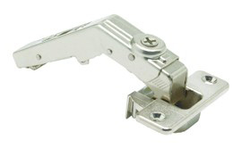 CLIP TOP / CLIP HINGE, BI-FOLD CORNER, 60° Opening, Corner Cabinet, Screw-On