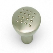 33mm diaknob Dimpled, knob -C