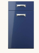 Duleek high gloss blue