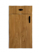 Plank pippy oak