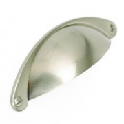 Shaker, cup handle with faux screws-SN